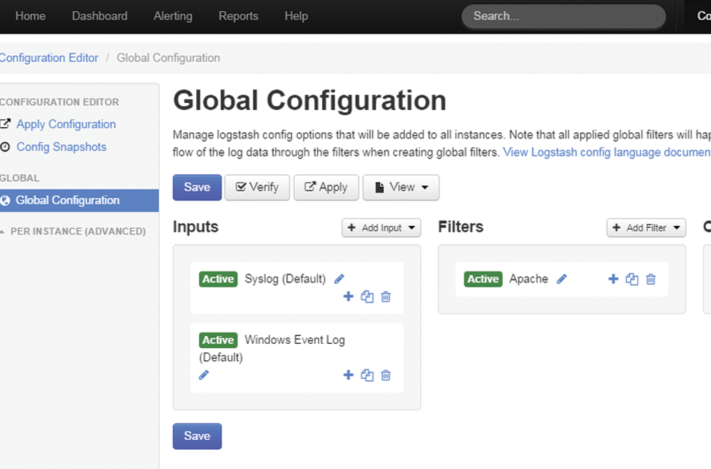 Event Log Monitoring Software Built on Open Source Foundation